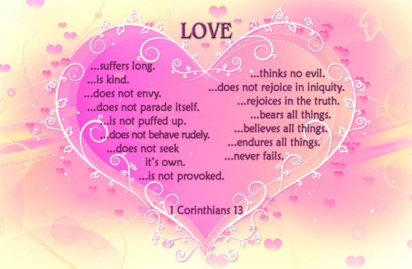 Kasih Adalah Hal Yang Terutama Suara Injil