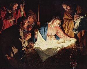 jesus born in betlehem